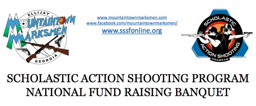 2020 SCHOLASTIC ACTION SHOOTING PROGRAM NATIONAL FUND RAISING BANQUET